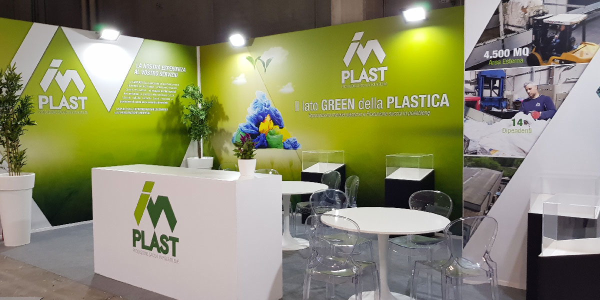 Stand IMplast - Work in Progress